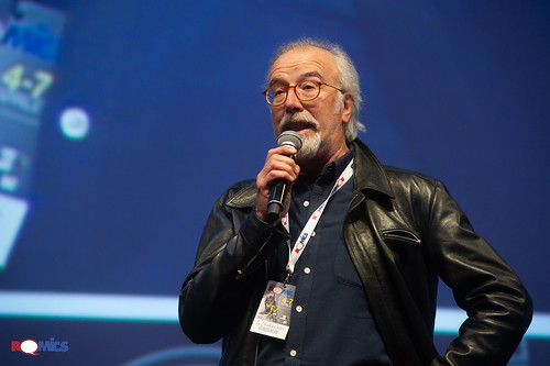 Giorgio Cavazzano a #Romics25