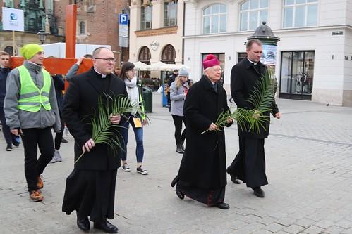 Niedziela Palmowa | Abp Marek Jędraszewski, 14.04.2019