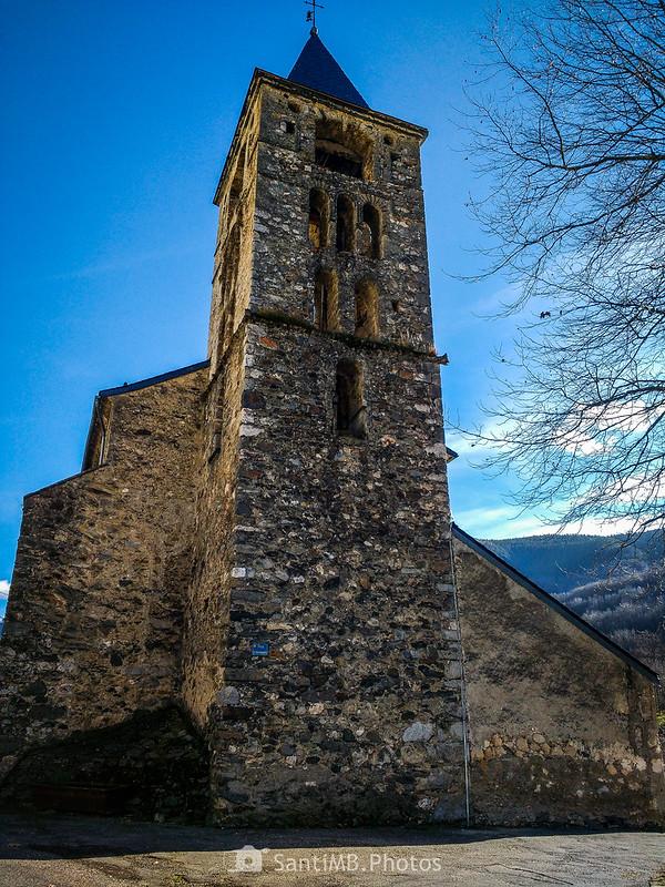 Iglesia de Saint-Jean-Baptiste de Caussou