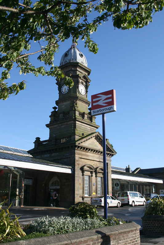 Scarborough station