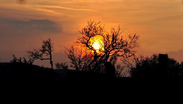 Le soleil séquestré