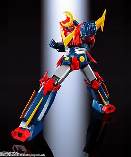 超合金魂 《無敵超人聖彼得3》「無敵超人聖彼得3 F.A.版本」!GX-84 無敵超人ザンボット3 F.A.