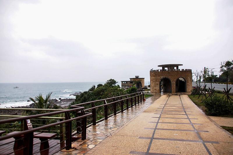 舊草嶺隧道石城觀景台