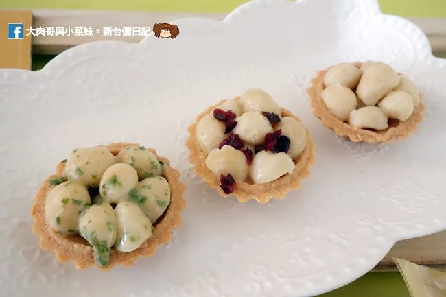樂東菓子 台北夏威夷豆塔 伴手禮 三節禮品 (10)