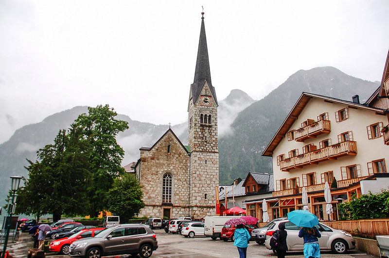 Hallstatt Protestant Church (Evangelical Church) 14