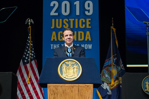 Governor Cuomo Outlines 2019 Justice Agenda: The Time is Now   by governorandrewcuomo
