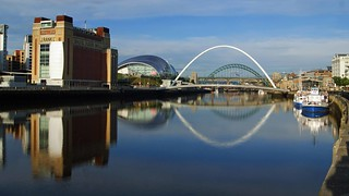 Newcastle Quayside panorama | by WISEBUYS21