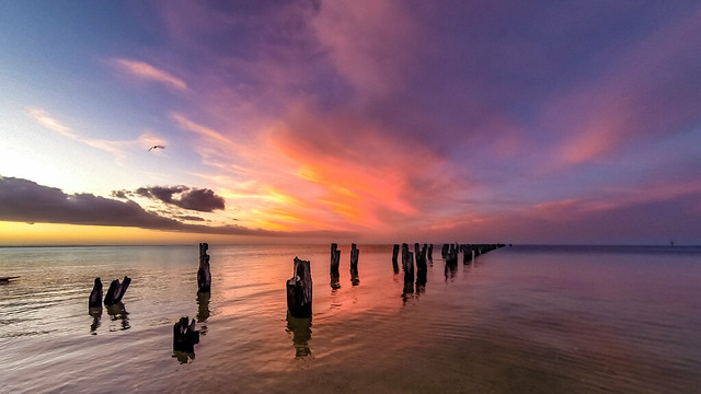 Sunset at Clifton Springs-5