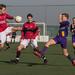 VVSB 2 - FC Rijnvogels 3 Uitslag 1-1