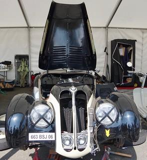 1939 BMW 328 Roadster