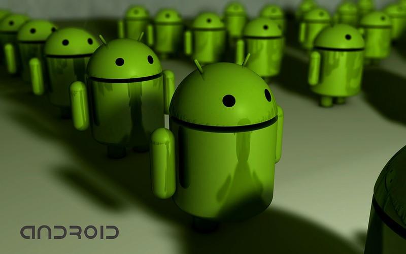 Обои андроид, зеленый, робот, форма, hi-tech картинки на рабочий стол, фото скачать бесплатно