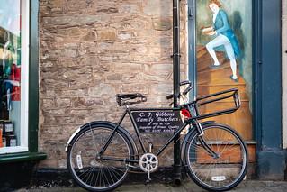 Butchers Bike