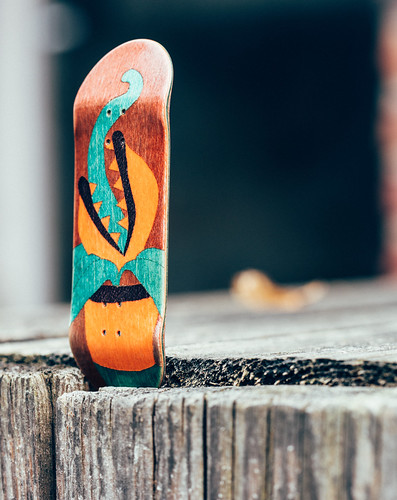 Los Angeles Fingerboards - Plant | by MartinBeckmann