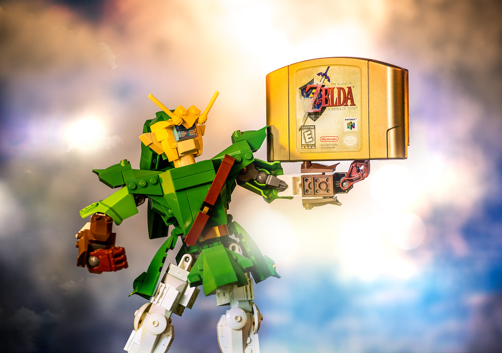 Mecha Link 2 0 Goes for the Gold |