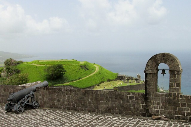 Brimstone Hill Fortress National Park - St. Kitts