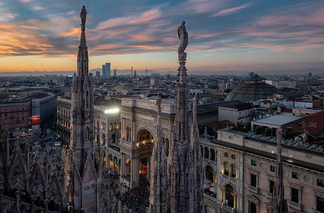 2019 Milano Evening