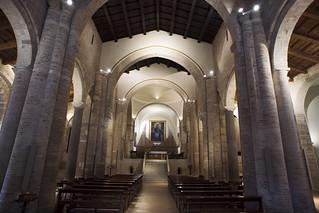 San Lorenzo in Campo (Pu) - Abbazia | by www.turismo.marche.it