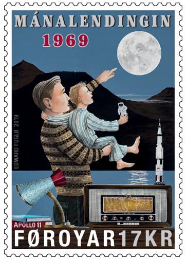 Faroe Islands - The Moon Landing 1969 (April 29, 2019)