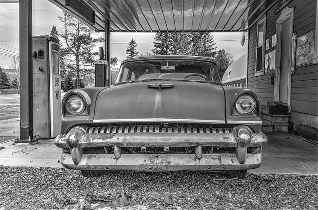 1955 Mercury Montclair @ Pleasantville, PA