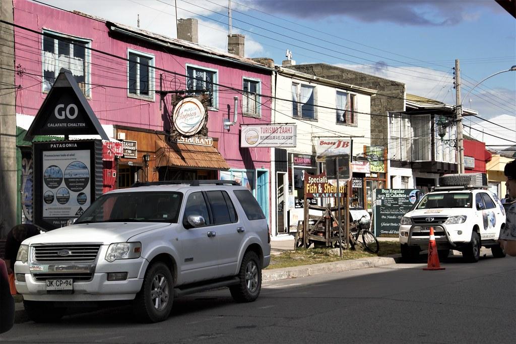 Puerto Natales Prov. Ultima Speranza Cile