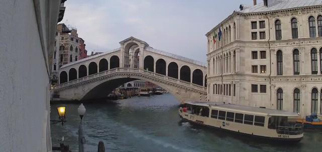Live Webcam Ponte di Rialto   Venezia (2)