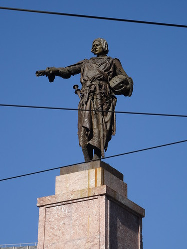 Monumento a Diego López de Haro