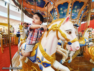 the mines school holiday carousel | by placesandfoods.com