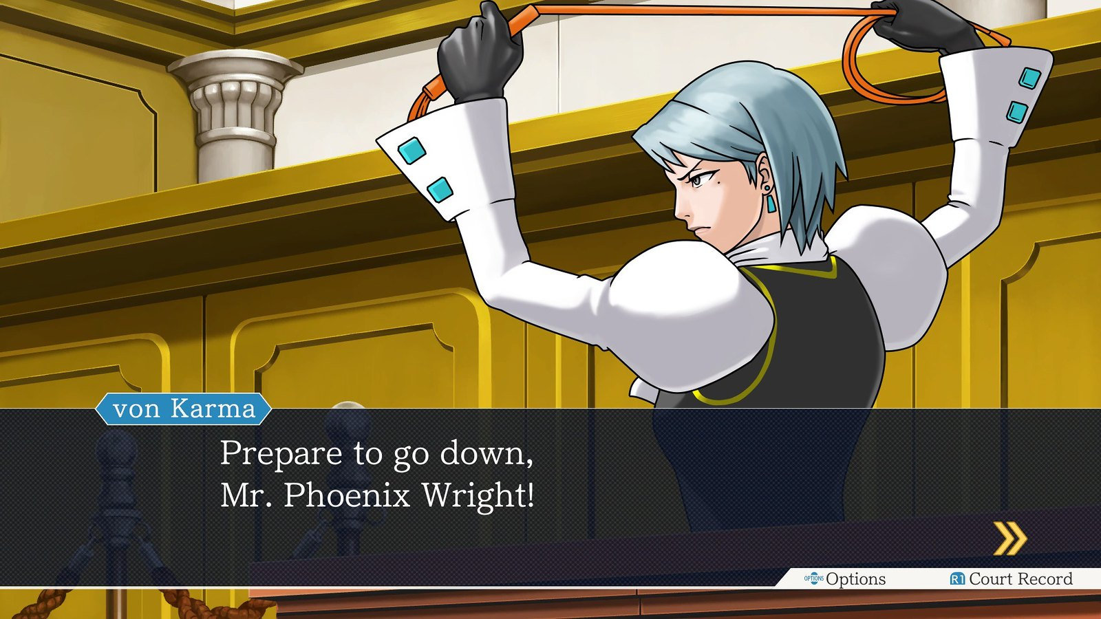 Ace Attorney Trilogy (Remastered)