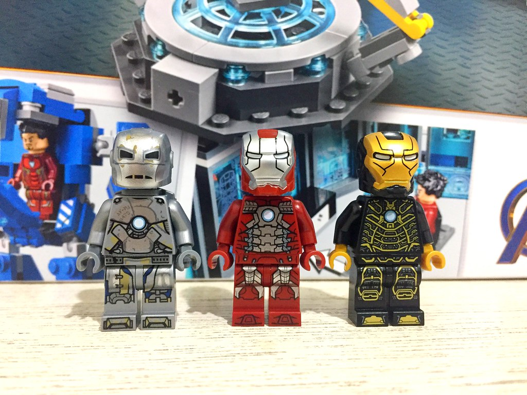 Where was this set 6 years ago? Anyways, you gotta love lego doing this. Ugh. Hopefully lego gives us other suits in the future. Thoughts?