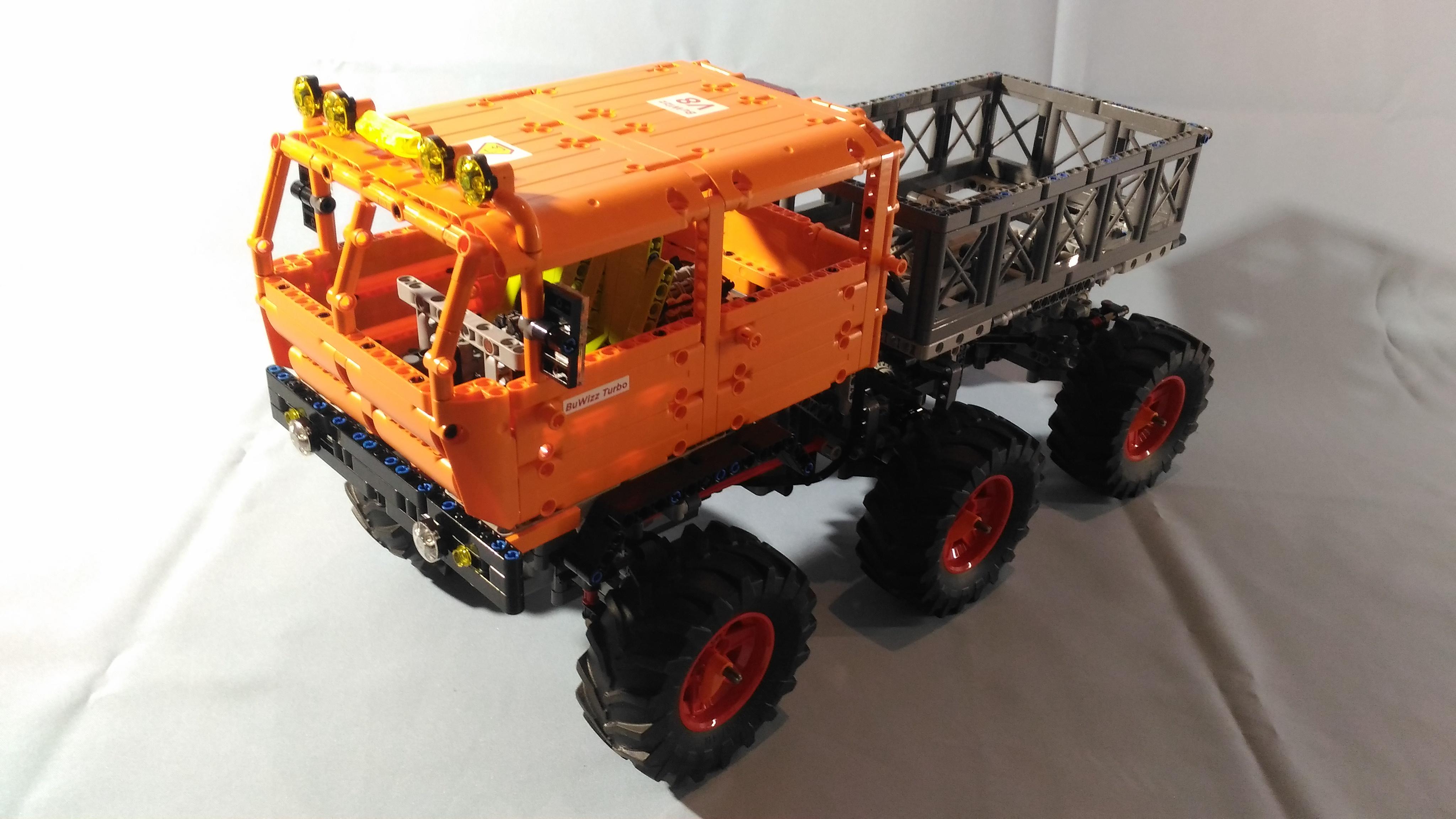 Tatra T813 6×6