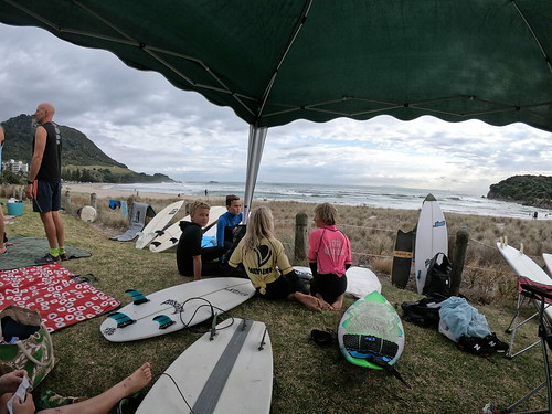 WBOP Surfing Competition 2019