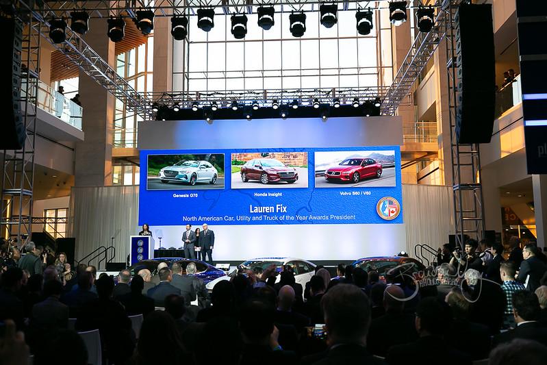 North American International Auto Show, Detroit, USA - 14 Jan 2019