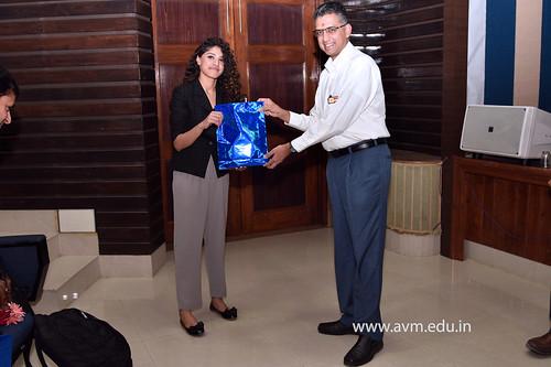 Info Session with Shiv Nadar University (20) | by Atmiya Vidya Mandir