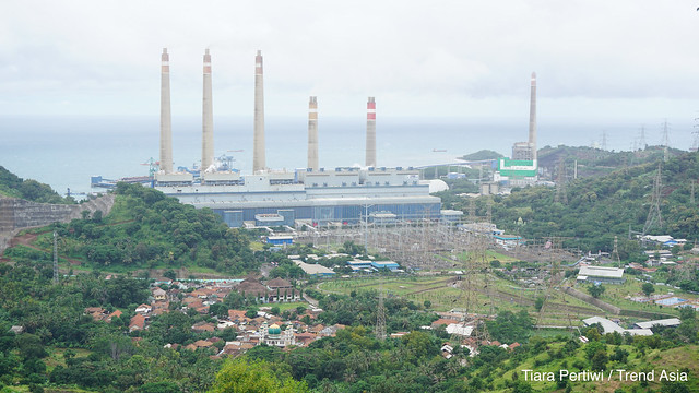 Pre-Construction of the Java 9-10 Coal Power Plant, Banten, Indonesia