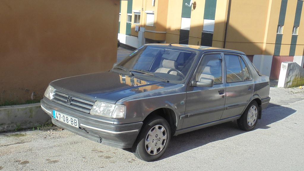 1992 Peugeot 309 Vital Nutrilo Flickr