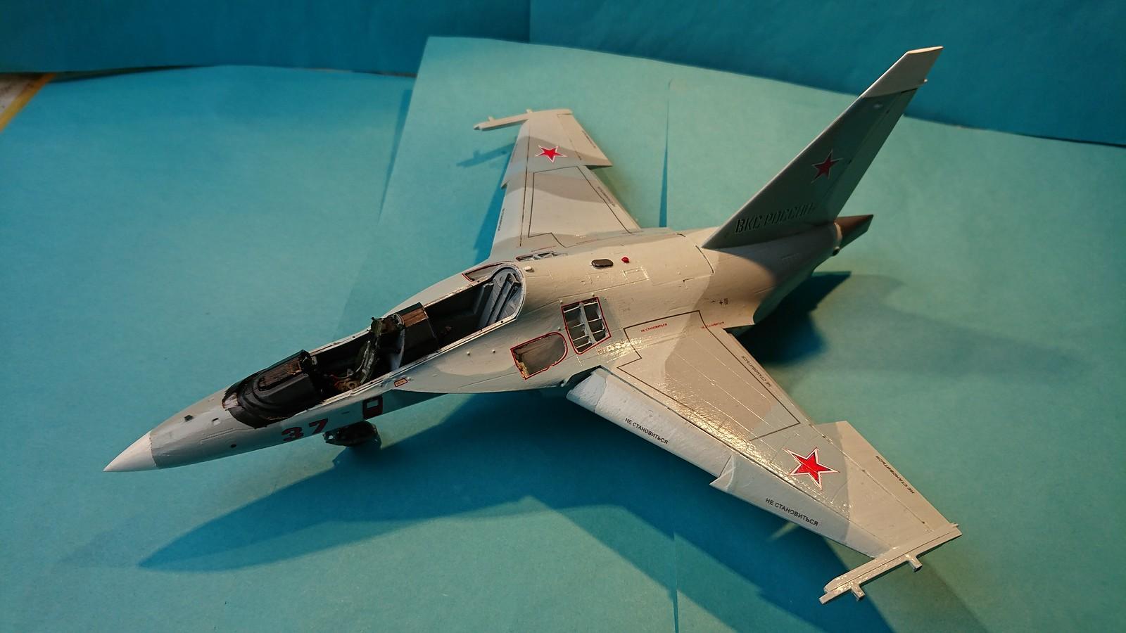 Ett par tumvantar - Yak-130 Mitten - Zvezda 1/48 - Sida 5 32613060707_d75104f3f5_h