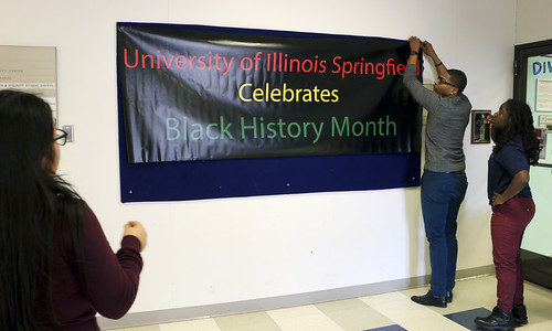 UIS Feature: Kicking off Black History Month