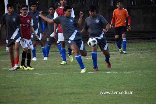 Inter House Football Competition 2018-19 9 (34) | by Atmiya Vidya Mandir