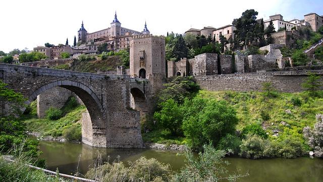 Puente de Alcantara (Toledo)