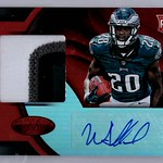 Wendell Smallwood RC /249