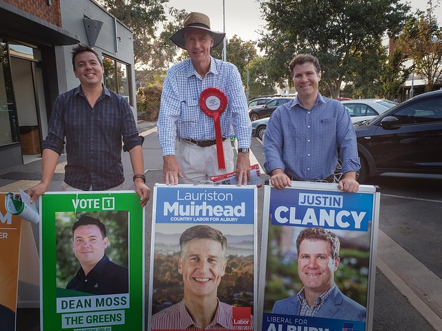 State election NSW 2019