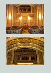 Lincoln  Nebraska - Former Senate Chambers - Closed 1935