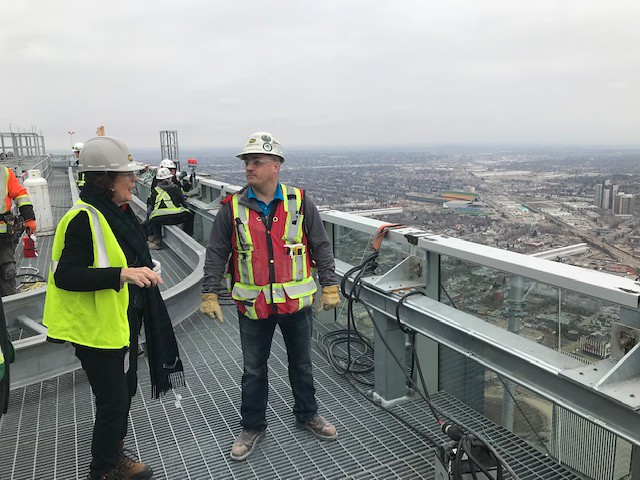 Stantec Tower Tour