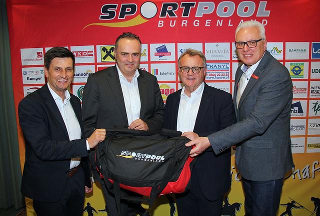 Generalversammlung Sportpool Burgenland, März 2019