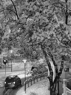 La neve, finalmente!