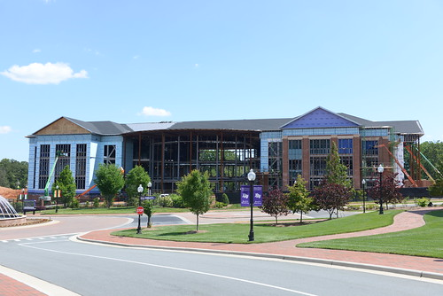 School of Health Sciences by HIGH POINT UNIVERSITY