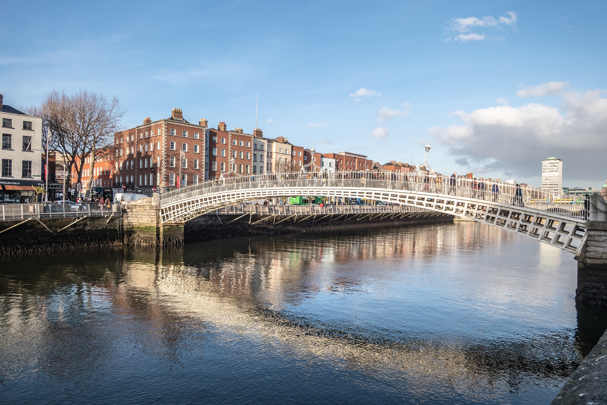 RANDOM IMAGES OF THE RIVER LIFFEY [DUBLIN CITY CENTRE]-149267