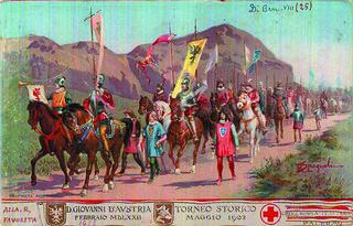Palermo - Torneo storico - Maggio 1902