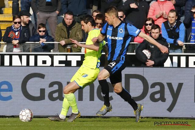 Club Brugge - AA Gent 31-03-2019