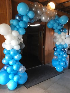 Organic ballonnen boog | by BallondecoNL